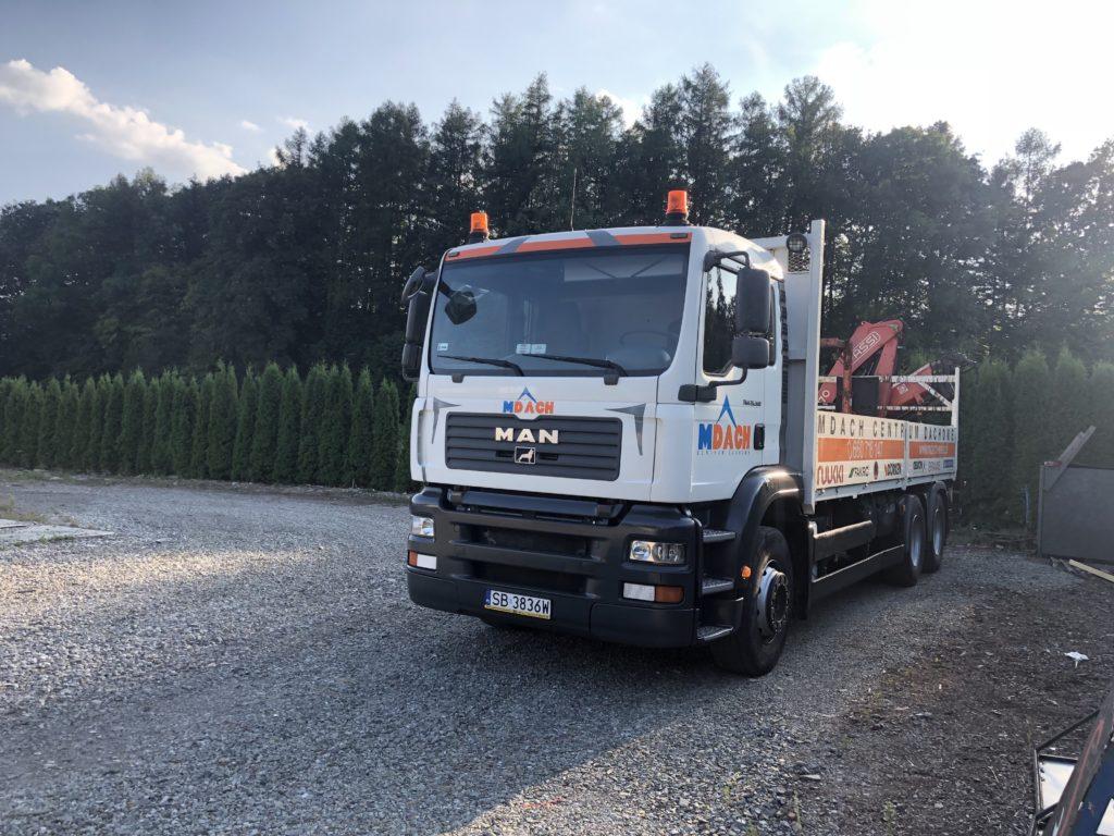 Transport HDS Cieszyn