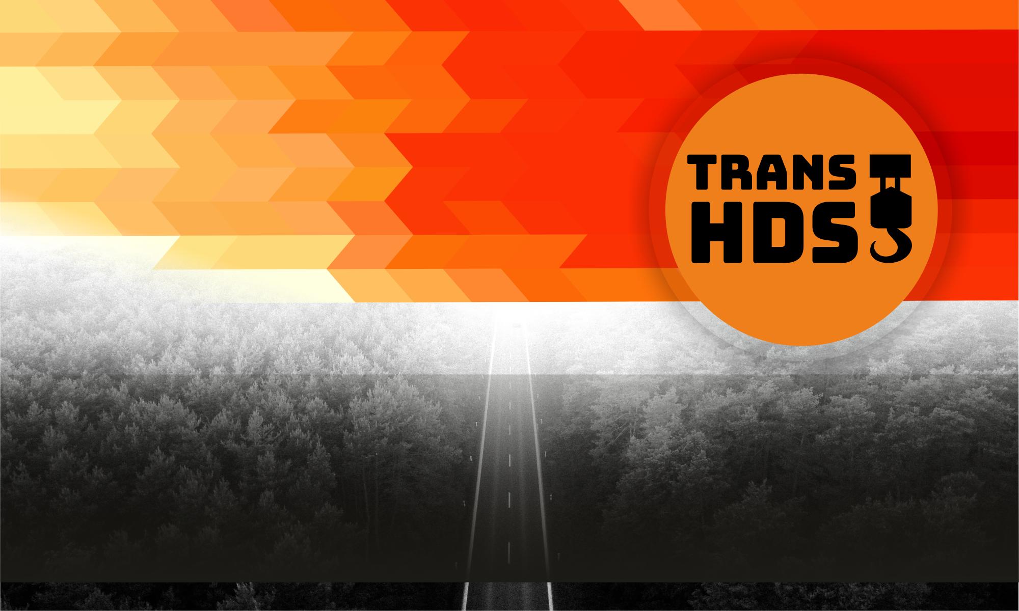 TRANS HDS - transport samochodem z dźwigiem hydraulicznym